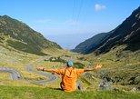 Hiking along Transfagarasan Scenic Road