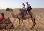 Afrika & Mittlerer Osten - Vereinigte Arabische Emirate: Abu Dhabi Wüsten-Safari am Abend, Abendessen, Kamelritt und Dünen