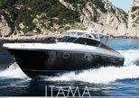 Capri Island in Private Luxury 40 feet Speedboat from Naples