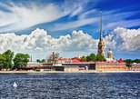 Private 4-Hour Grand Tour of Saint Petersburg with Complimentary Faberge Museum Tickets