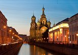 Half-Day Private Tour: Church of the Savior on Spilled Blood and State Russian Museum with Traditional Lunch