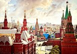 Half-Day Private Tour of Moscow Highlights