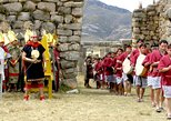 INCA's Citadel of Hunucoviejo - Wanucomarka - La Union