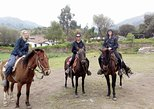 HORSE RIDING - Panoramic Mountain View in Private - CORDILLERA BLANCA