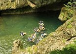 Cave Tubing and Jungle Zip Lining Through Belize