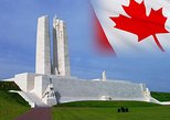 1-Day Tour from Paris World War I Battlefields Canadian Itinerary