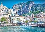 Private Amalfi Coast Road Trip from Sorrento: Positano, Amalfi, and Ravello