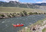 Scenic Float on the Yellowstone River