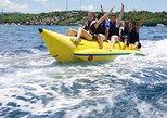 Bali Marine Water Sport Activities Fun Package: Banana Boat, Parasailing and Jet Ski