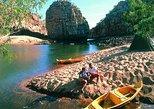Nitmiluk (Katherine) Gorge Canoe Adventure Tours, Katherine, AUSTRALIA