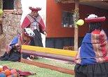 Vale Sagrado: Chincheros, Ollantaytambo, Tour Privado Pisaq. Cusco, PERU