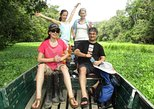 3-Day wildlife observation trip to Tamshiyacu Park from Iquitos, Amazon river