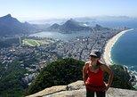 Experience Favela: Two Brothers Hike and Vidigal Tour plus Free Açaí