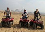 1.5-Hour Quad Bike Tour around the Giza Pyramids from Cairo