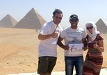Great Pyramids of Giza, Saqqara and Memphis Private Day Tour With Lunch