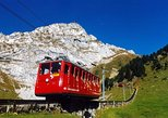 Pilatus golden tour & lake boat cruise with private tour guide from Bern