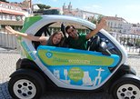 Lisbon Old Town and Downtown Tour in an Electric Car with GPS Audio Guide