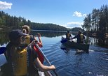 Private Canoe Safari in Linnansaari National Park