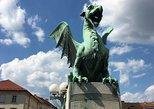 Enchanting Ljubljana and Postojna Caves Small-Group Tour from Zagreb