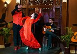 Flamenco show in Triana with drink