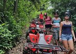 Roatan ATV Jungle Tour and Private Beach Break