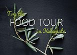 Greek traditional tastes - The Gastronomic Food Tour in Kalamata