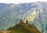 1 Day Tour In Shiny Mountains of Kazbegi