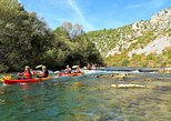 Canoe Safari on Cetina River from Split