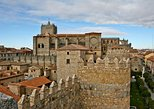Private walking tour of Avila with professional tour guide