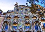 Barcelona Private Walking Tour with Skip the Line La Pedrera and Casa Batllo