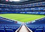 Private Tour: Santiago Bernabeu Stadium and Modern Madrid Sightseeing