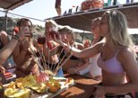 3 hours all inclusive boat trip Ibiza