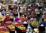 Damnoen Saduak Floating Market Tour from Bangkok