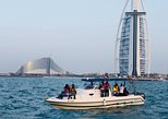2 hrs New Dubai Canal Private boat tour