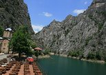 Family-friendly Tour of Matka Canyon with Millenium Cross and Nerezi village