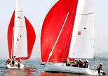 two-hour private beginner sailing course in mumbai harbour