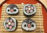 Making cute sushi in Osaka