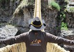 Ponte Inca Q'eswachaca (excursão em grupo). Cusco, PERU