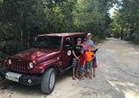 Mexico - Cozumel: Mayan Jungle Jeep to Jade Cavern Cenote and Snorkel Adventure