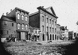 Abraham Lincoln's Washington Walking Tour