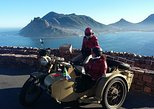 Cape Town City Sightseeing by Motorcycle Sidecar Experience