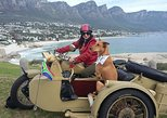 day tours in cape town | experience touring in a sidecar