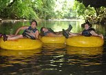 Cave Tubing and Zip line Adventure from San pedro Ambergris caye