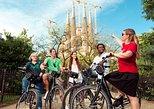 E-BIKE TOUR HIGHLIGHTS OF BARCELONA - MONTJUIC VIEWS