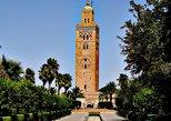Casablanca Marrakech Private Full-Day Tour