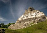 Central America - Belize: Xunantunich and Cave Tubing Combo Tour