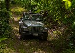 Jungle Jeep Adventure from Belize City