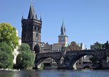 Full-Day Prague Walking Tour and Vltava River Cruise
