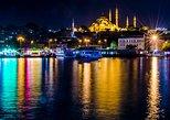 All-inclusive-Fahrt auf dem Bosporus mit Abendessen und Türkische Nacht Show von Istanbul