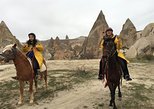 Horseback Riding 2-hour Experience in Beautiful Valleys of Cappadocia